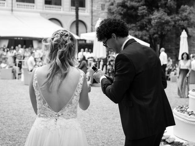Il matrimonio di Diego e Irina a Grassobbio, Bergamo 95