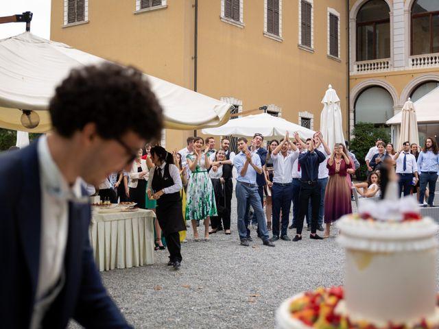 Il matrimonio di Diego e Irina a Grassobbio, Bergamo 96