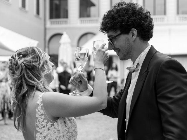 Il matrimonio di Diego e Irina a Grassobbio, Bergamo 97