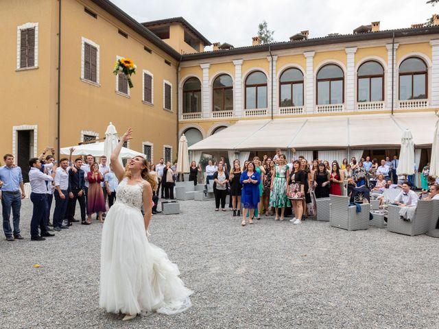 Il matrimonio di Diego e Irina a Grassobbio, Bergamo 98
