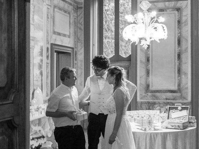 Il matrimonio di Diego e Irina a Grassobbio, Bergamo 113