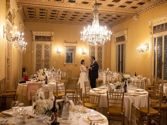 Il matrimonio di Maria e Cono a Messina, Messina 9