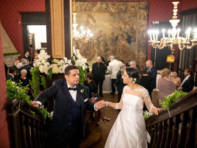 Il matrimonio di Maria e Cono a Messina, Messina 13
