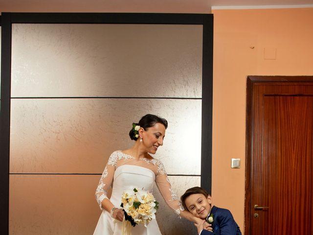 Il matrimonio di Maria e Cono a Messina, Messina 19