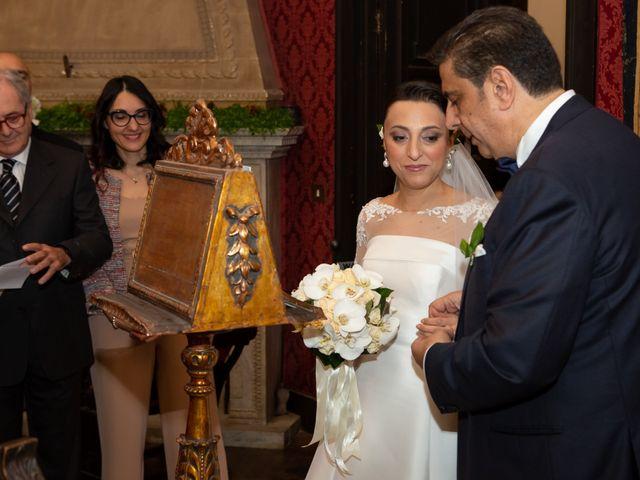 Il matrimonio di Maria e Cono a Messina, Messina 22