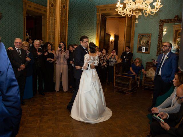 Il matrimonio di Maria e Cono a Messina, Messina 32