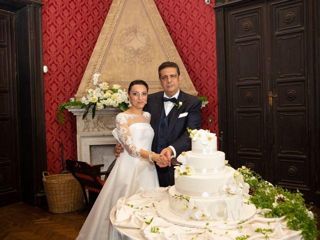 Il matrimonio di Maria e Cono a Messina, Messina 37