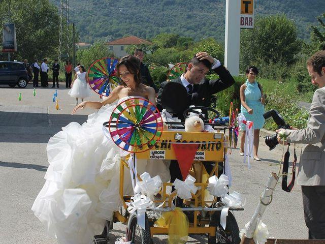 Il matrimonio di Gabriele e Sonia a Pontecorvo, Frosinone 1