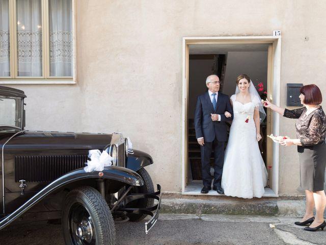 Il matrimonio di Mauro e Tiziana a Monserrato, Cagliari 16