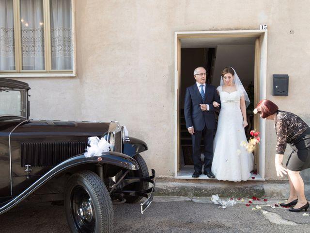 Il matrimonio di Mauro e Tiziana a Monserrato, Cagliari 17