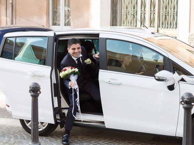 Il matrimonio di Mauro e Tiziana a Monserrato, Cagliari 22