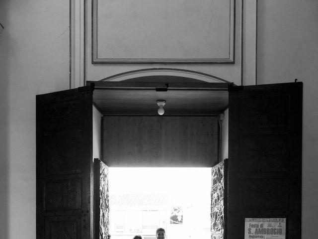 Il matrimonio di Mauro e Tiziana a Monserrato, Cagliari 24