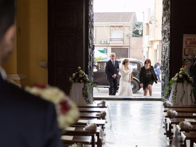 Il matrimonio di Mauro e Tiziana a Monserrato, Cagliari 28