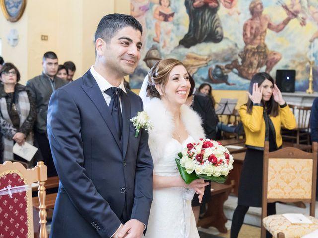 Il matrimonio di Mauro e Tiziana a Monserrato, Cagliari 30