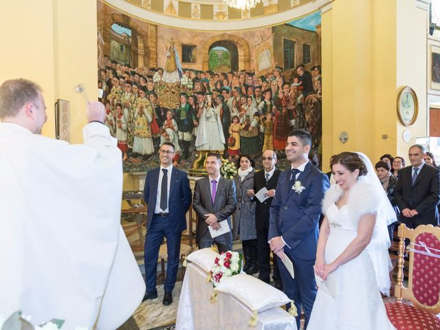Il matrimonio di Mauro e Tiziana a Monserrato, Cagliari 32