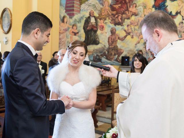 Il matrimonio di Mauro e Tiziana a Monserrato, Cagliari 38