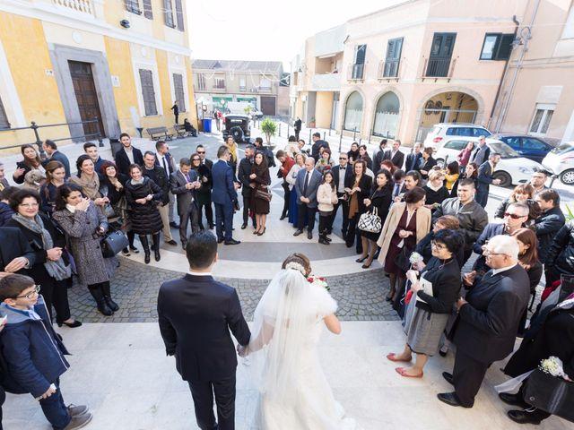 Il matrimonio di Mauro e Tiziana a Monserrato, Cagliari 53