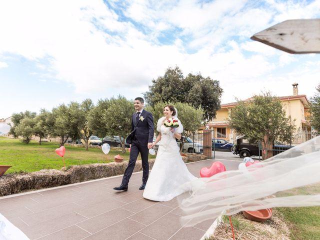 Il matrimonio di Mauro e Tiziana a Monserrato, Cagliari 59