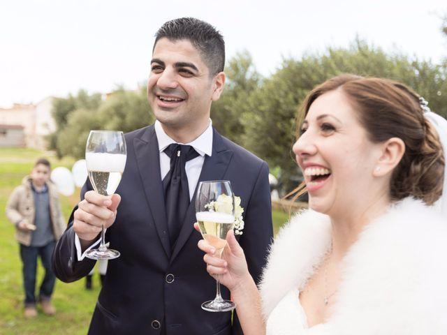 Il matrimonio di Mauro e Tiziana a Monserrato, Cagliari 60
