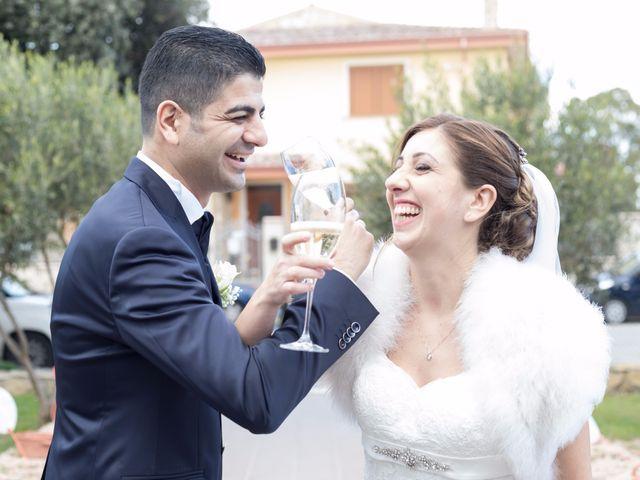 Il matrimonio di Mauro e Tiziana a Monserrato, Cagliari 61