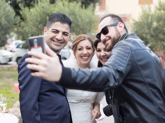 Il matrimonio di Mauro e Tiziana a Monserrato, Cagliari 65