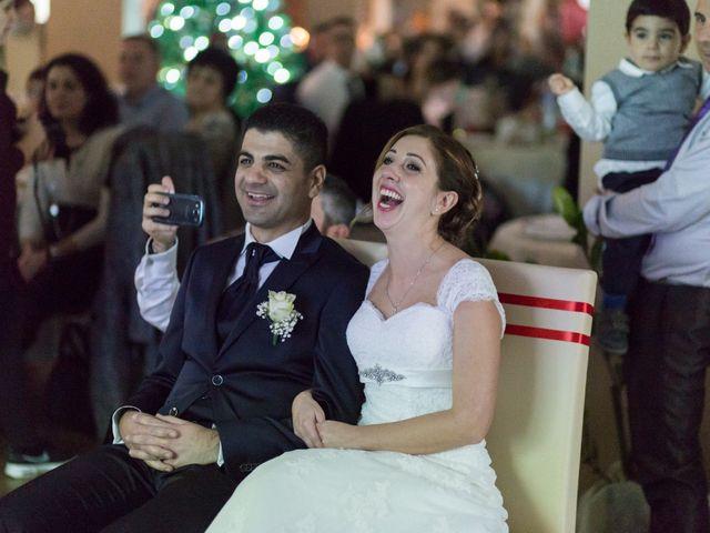 Il matrimonio di Mauro e Tiziana a Monserrato, Cagliari 85