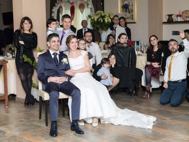 Il matrimonio di Mauro e Tiziana a Monserrato, Cagliari 87