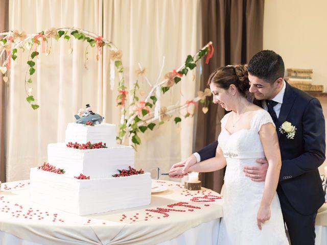 Il matrimonio di Mauro e Tiziana a Monserrato, Cagliari 101