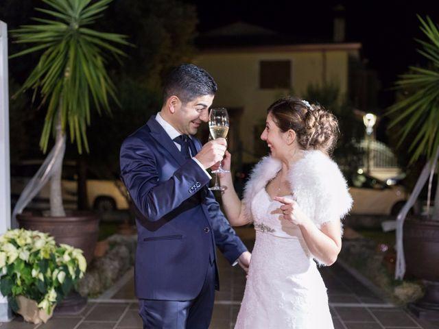 Il matrimonio di Mauro e Tiziana a Monserrato, Cagliari 104