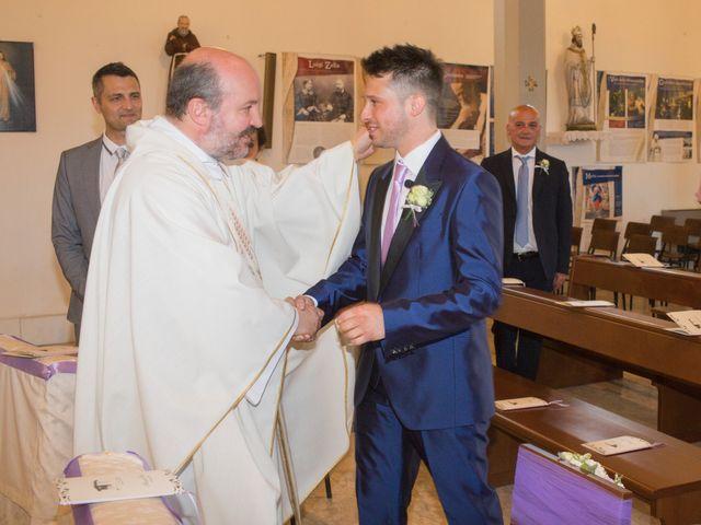 Il matrimonio di Massimo e Elena a Ferrara, Ferrara 9