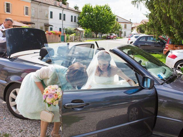 Il matrimonio di Massimo e Elena a Ferrara, Ferrara 10