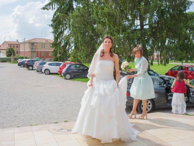 Il matrimonio di Massimo e Elena a Ferrara, Ferrara 11