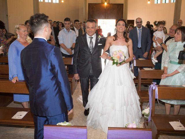 Il matrimonio di Massimo e Elena a Ferrara, Ferrara 13