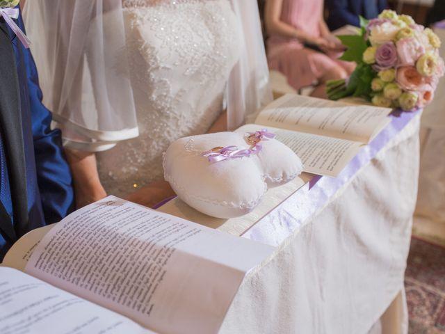 Il matrimonio di Massimo e Elena a Ferrara, Ferrara 17