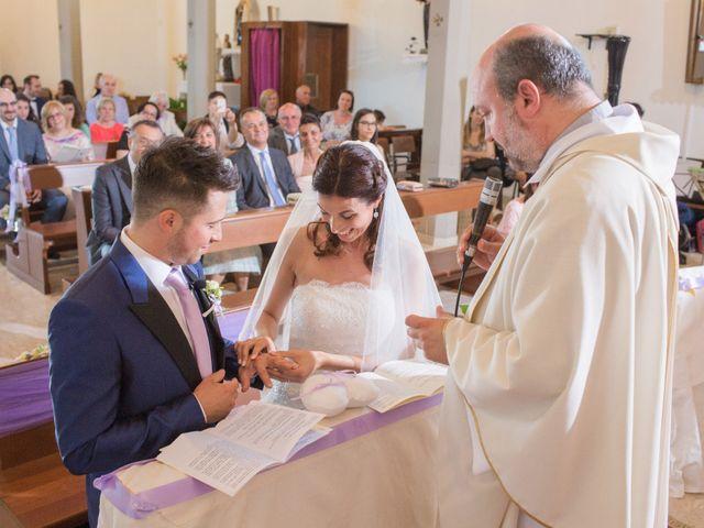 Il matrimonio di Massimo e Elena a Ferrara, Ferrara 19