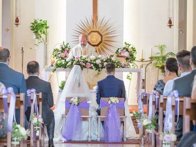 Il matrimonio di Massimo e Elena a Ferrara, Ferrara 23