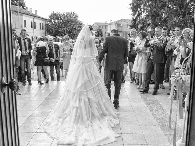Il matrimonio di Massimo e Elena a Ferrara, Ferrara 28