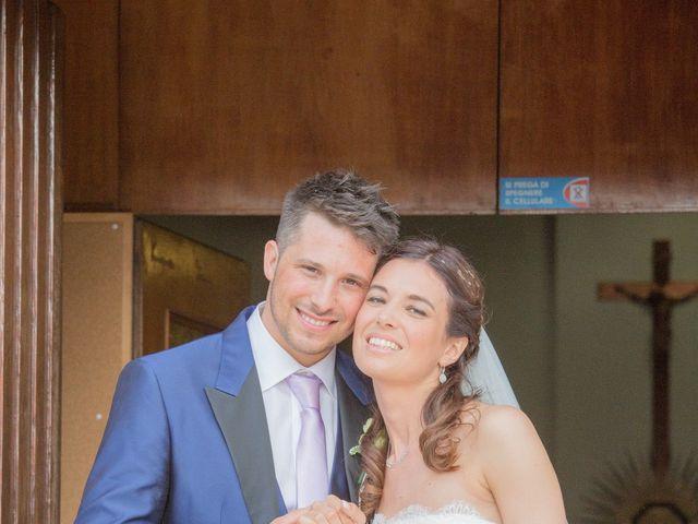 Il matrimonio di Massimo e Elena a Ferrara, Ferrara 35
