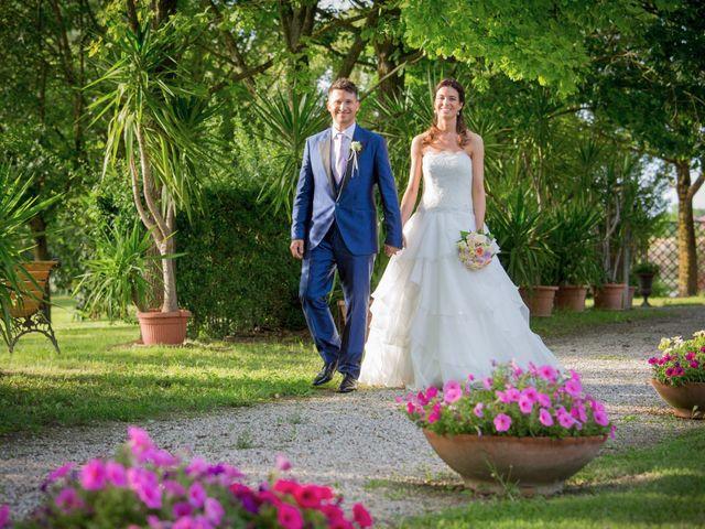Il matrimonio di Massimo e Elena a Ferrara, Ferrara 46