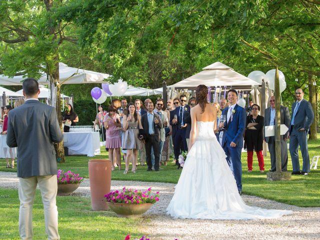 Il matrimonio di Massimo e Elena a Ferrara, Ferrara 49