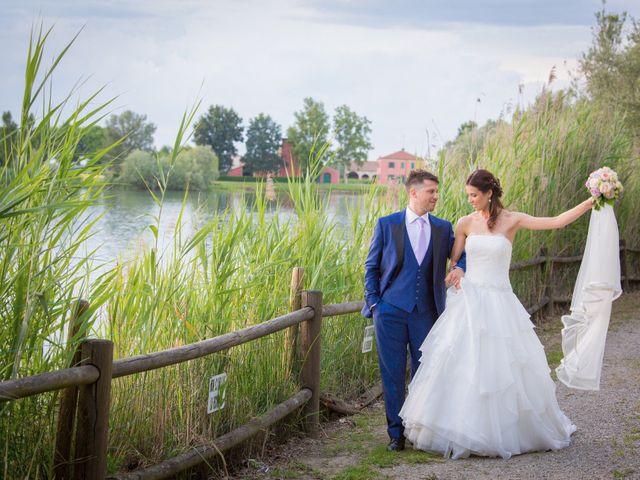 Il matrimonio di Massimo e Elena a Ferrara, Ferrara 59