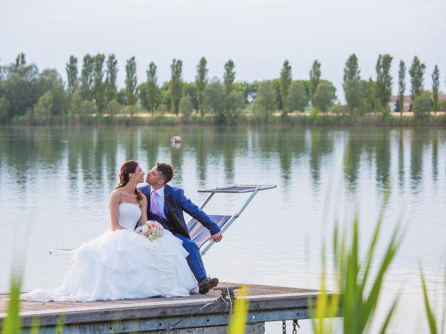 Il matrimonio di Massimo e Elena a Ferrara, Ferrara 2