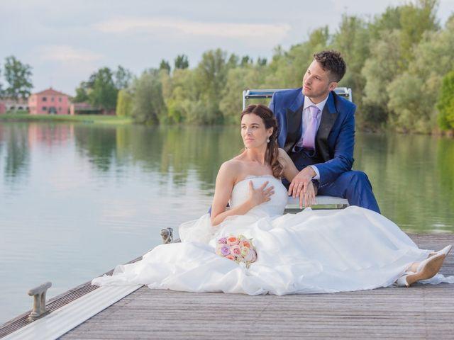 Il matrimonio di Massimo e Elena a Ferrara, Ferrara 63