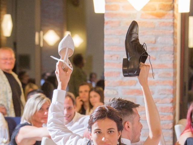 Il matrimonio di Massimo e Elena a Ferrara, Ferrara 69