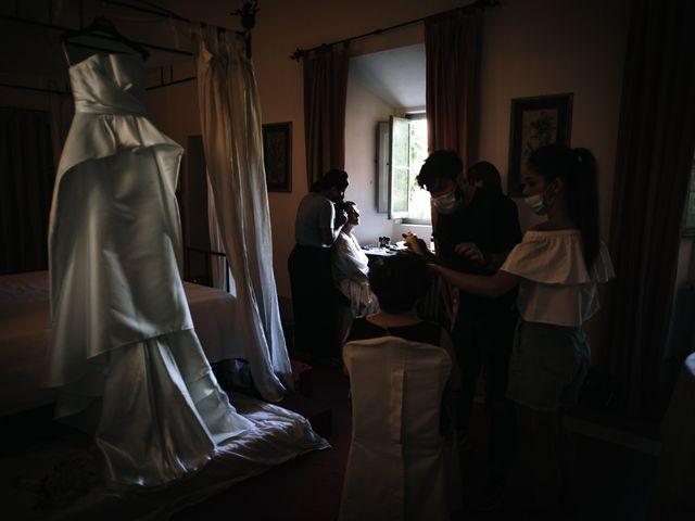Il matrimonio di Pedro e Lucilla a Roma, Roma 24