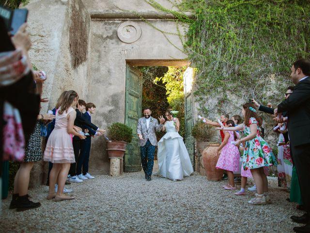 Il matrimonio di Pedro e Lucilla a Roma, Roma 41