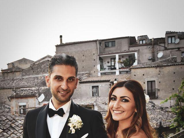 Il matrimonio di Salvatore e Carmen a Gerace, Reggio Calabria 25