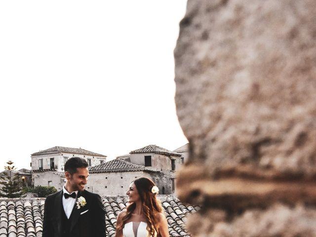 Il matrimonio di Salvatore e Carmen a Gerace, Reggio Calabria 26