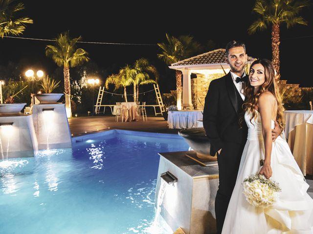 Il matrimonio di Salvatore e Carmen a Gerace, Reggio Calabria 36