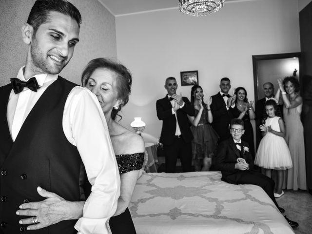 Il matrimonio di Salvatore e Carmen a Gerace, Reggio Calabria 47